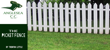 Picket fence banner